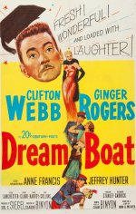 Dream Boat [1952] [DVD]