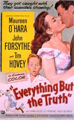 Everything But the Truth [1956] [DVD]