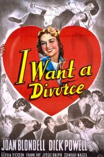 I Want a Divorce [1940] [DVD]