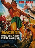 Samson in King Solomon's Mines [1964] [DVD]