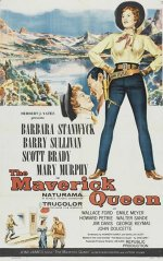 The Maverick Queen [1956] [DVD]