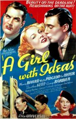 A Girl with Ideas [1937] [DVD]
