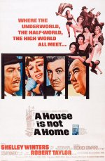 A House is not A Home [1964] [DVD]