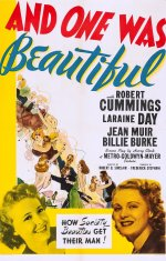 And One Was Beautiful [1940] [DVD]