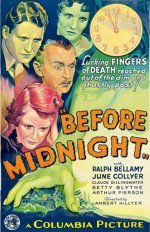 Before Midnight [1933] [DVD]