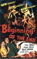 Beginning of the End [1957] [DVD]