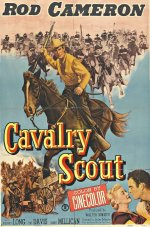 Cavalry Scout [1951] [DVD]
