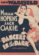 Dancers in the Dark [1932] [DVD]