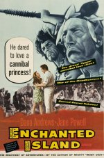 Enchanted Island [1958] [DVD]