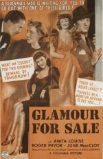 Glamour for Sale [1940] [DVD]