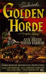 The Golden Horde [1951] [DVD]