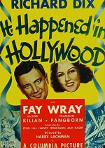 It Happened in Hollywood [1937] [DVD]