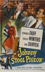 Johnny Stool Pigeon [1949] [DVD]