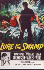 Lure of the Swamp [1957] [DVD]