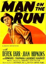 Man on the Run [1949] [DVD]