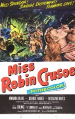 Miss Robin Crusoe [1954] [DVD]