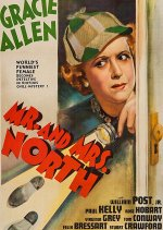Mr and Mrs North [1942] [DVD]
