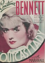 Outcast Lady [1934] [DVD]