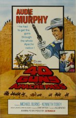 40 Guns to Apache Pass DVD