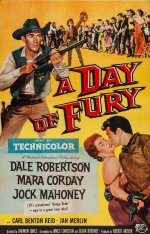 A Day of Fury [1956] dvd