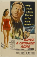 Drive A Crooked Road [1954] dvd