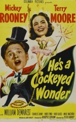 He's a Cockeyed Wonder [1950] dvd