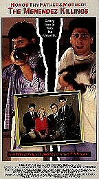 Honor Thy Father & Mother The Menendez Killings [1994] dvd