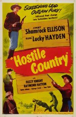 Hostile Country [1950] dvd