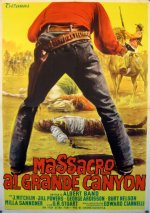 Massacre at Grand Canyon [1964] [DVD]