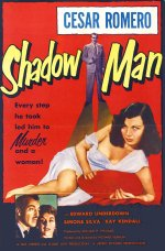 The Shadow Man [1953] [DVD]