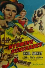 Wyoming Renegades [1954] [DVD]