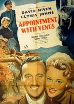 Appointment With Venus [1951] [DVD]