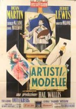 Artists and Models [1955] dvd