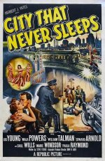 City That Never Sleeps DVD 1969