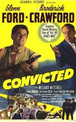 Convicted [1950] dvd