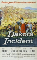 Dakota Incident [1956] dvd
