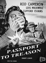 Passport to Treason [1956] [DVD]