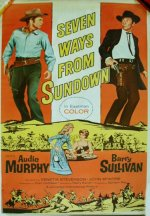 Seven Ways From Sundown [1960] [DVD]
