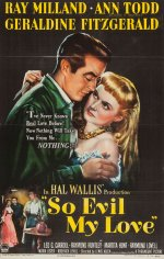 So Evil My Love [1948] [DVD]