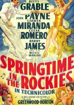 Springtime in the Rockies [1942] [DVD]