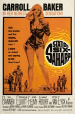 Station Six - Sahara [1963] [DVD]