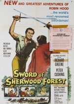 Sword of Sherwood Forest [1960] [DVD]