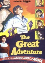 The Adventurers [1950] [DVD]