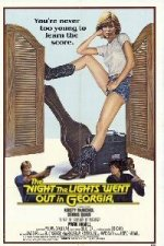 The Night The Lights Went Out In Georgia [1981] [DVD]