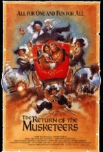 The Return of the Musketeers [1989] [DVD]