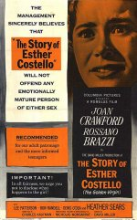 The Story of Esther Costello [1957] [DVD]