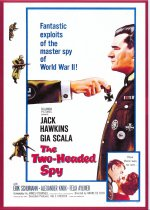 The Two-Headed Spy [1958] [DVD]