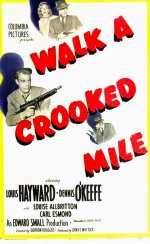 Walk A Crooked Mile [1948] [DVD]