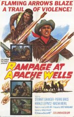 Rampage at Apache Wells [1965] [DVD]