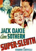 Super Sleuth [1937] [DVD]